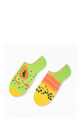 More 005 Asymetrické kotníkové ponožky