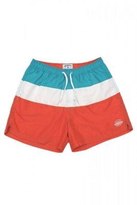 Henderson Heat 37835-22X oranžovo-modré Plavkové šortky