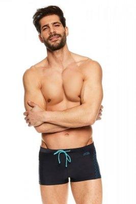 Henderson Krone 36837-59X tmavě modré Pánské plavky