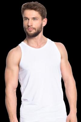 Henderson Grant 34323-00X bílý Pánský nátělník