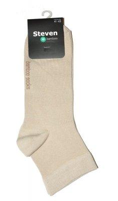 Steven Bamboo art.028 Pánské ponožky