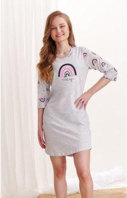 Taro Mocca 2452 146-158 Z'20 Dívčí pyžamo