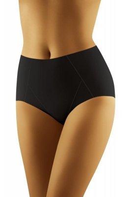 Wol-Bar Superia černé Kalhotky