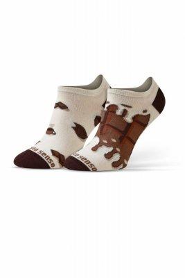 Sesto Senso Finest Cotton čokoláda/káva Ťapky