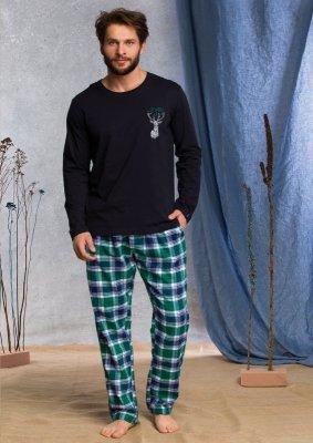 Key MNS 489 B20 Pánské pyžamo