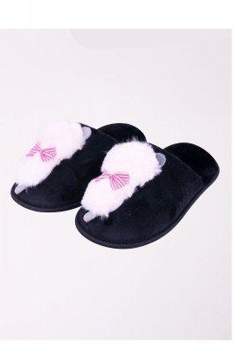 YO! OK-017 s kočičkou Dámské papuče