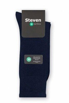 Steven art.031 Bamboo Pánské ponožky