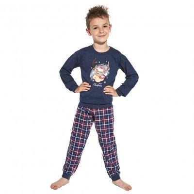 Cornette 593/113 Reindeer Chlapecké pyžamo