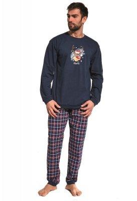 Cornette Reindeer 115/156 Pánské pyžamo