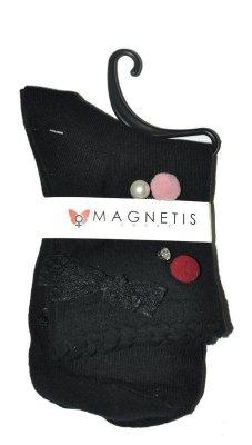 Magnetis 31 Mašle kuličky 20/2 Ponožky