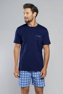 Italian Fashion Kryspin short Pánské pyžamo