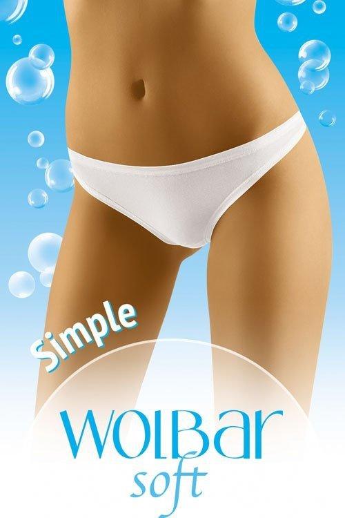 Wol-Bar Soft Simple Tanga