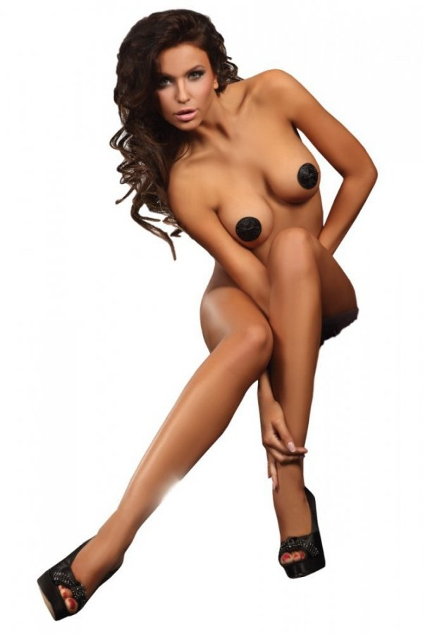 Livia Corsetti Circle Nipple Covers Model 4 Lepítka na bradavky