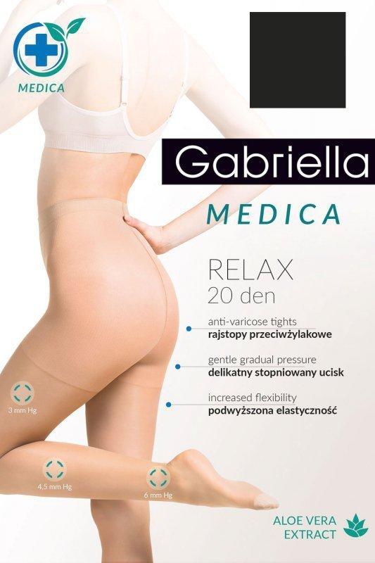 Gabriella Medica Relax 20 DEN Code 110 Punčochové kalhoty