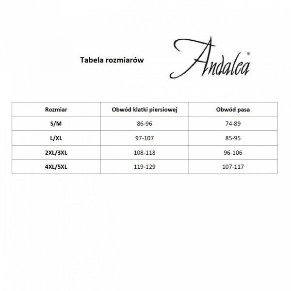 Andalea Speed Black Pánská tanga