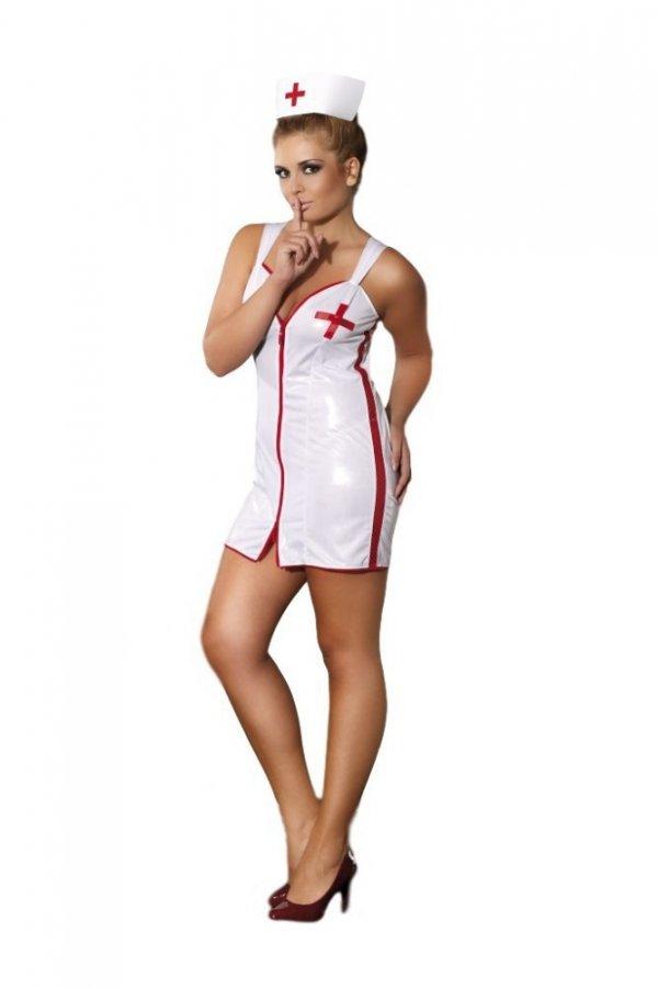 Andalea Sensual Nurse Erotický Kostým