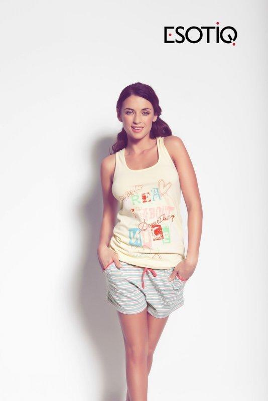 Esotiq Marisa 31231 -10X Dámské pyžamo