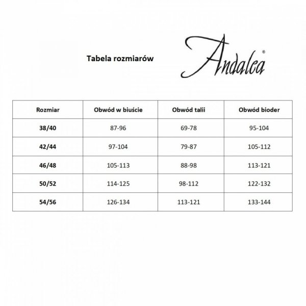 Andalea M/1021 Košilka