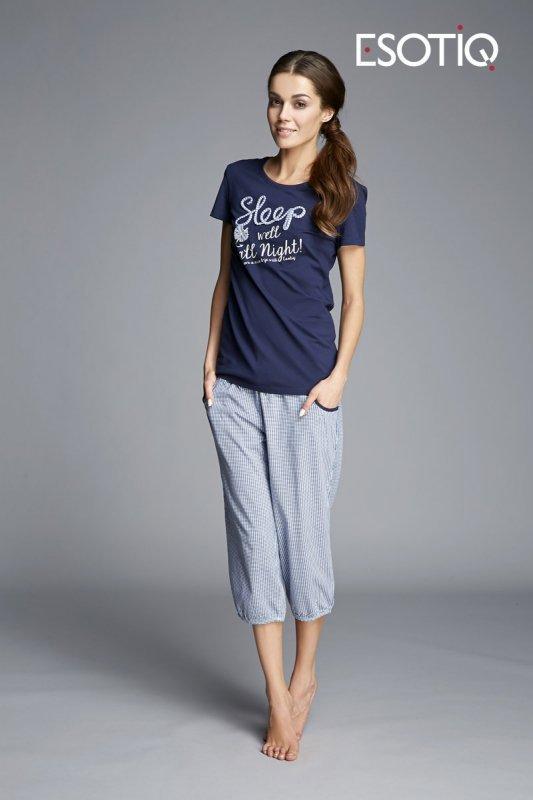 Esotiq Karla 33016 -59X 33019 -55X Dámské pyžamo