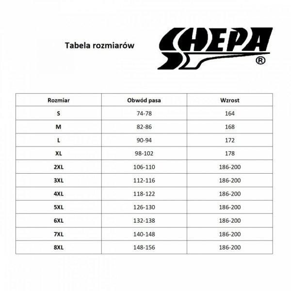 Shepa Pánské sportovní šortky (B2)