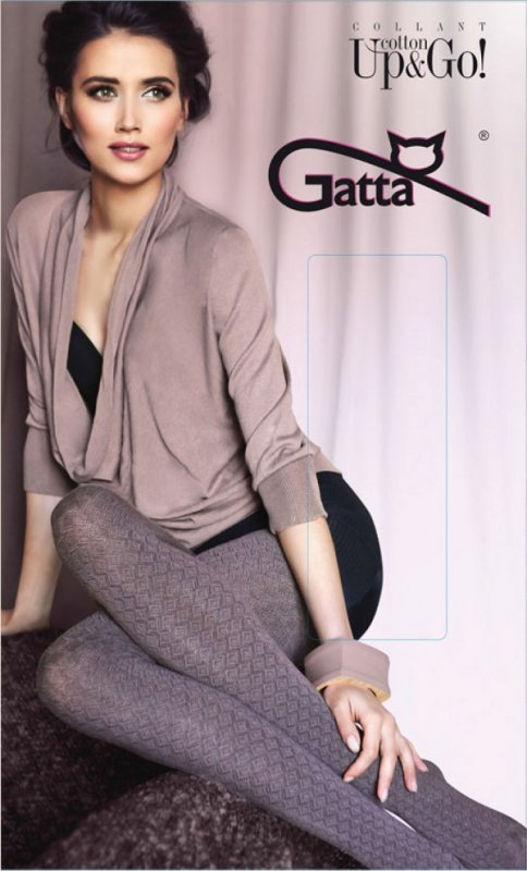 Gatta Up&Go 12 Punčochové kalhoty