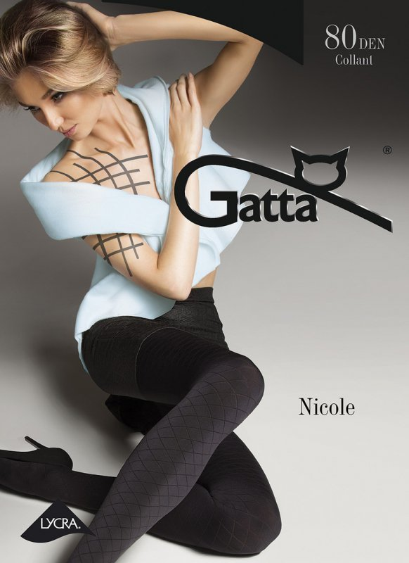 Gatta Nicole 07 Punčochové kalhoty