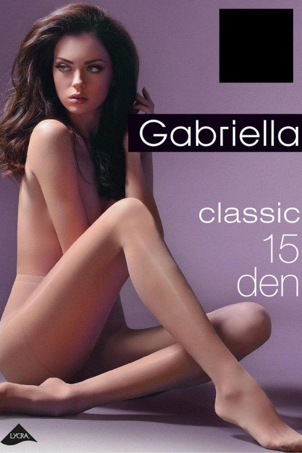 Gabriella Miss Gabriella 15 Den Code 104 Punčochové kalhoty