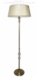 Lampa stojąca mosiężna JBT Stylowe Lampy WSMB/W08S/2