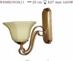 Kinkiet mosiężny JBT Stylowe Lampy WKMB/903K/1