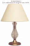 Lampka  mosiężna JBT Stylowe Lampy WLMB/W08/LN
