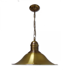Żyrandol mosiężny JBT Stylowe Lampy WZMB/W28Z/DW(CBW340400)