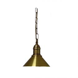 Żyrandol mosiężny JBT Stylowe Lampy WZMB/W28Z/MA(CBW340330)