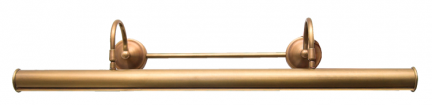 Kinkiet mosiężny JBT Stylowe Lampy WKMB/W27/800PU