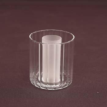 Klosz szklany halogen lampa kinkiet G9