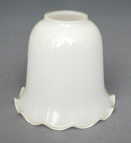 Klosz szklany K71/008  - klosze do lamp