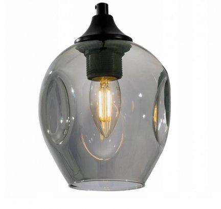 Klosz szklany  E27 do lamp, żyrandoli