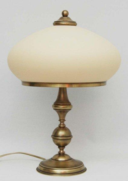Lampka mosiężna JBT Stylowe Lampy WLMB/W63L/1/4304