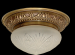 Plafon mosiężny JBT Stylowe Lampy WPMB/S/OR