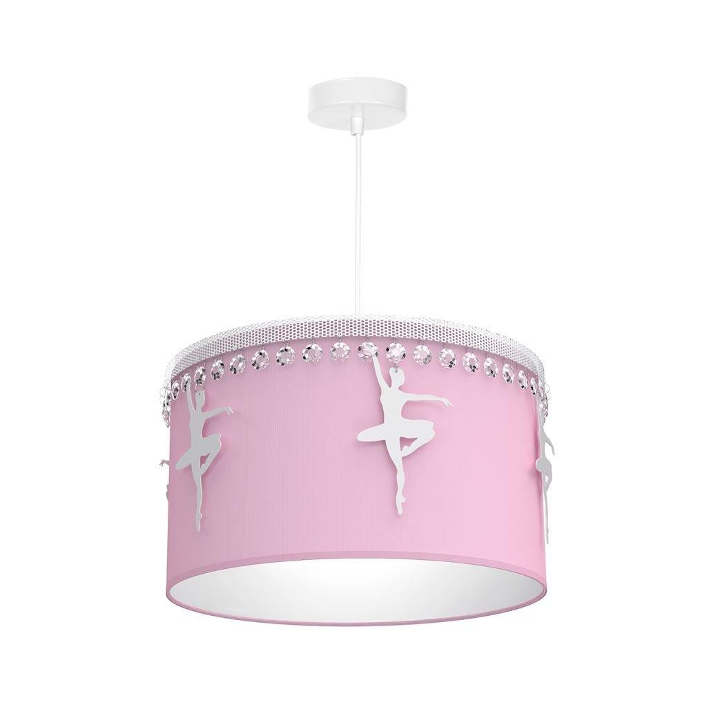 Lampa wisząca BALETNICA PINK MLP4974 Milagro