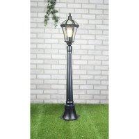 Lampa ogrodowa CAPELLA F BLACK