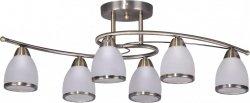 SAMIRA lampa sufitowa K-JSL-8090/6 AB KAJA