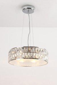 DIAMANTE lampa wisząca duża P0238 MAXlight