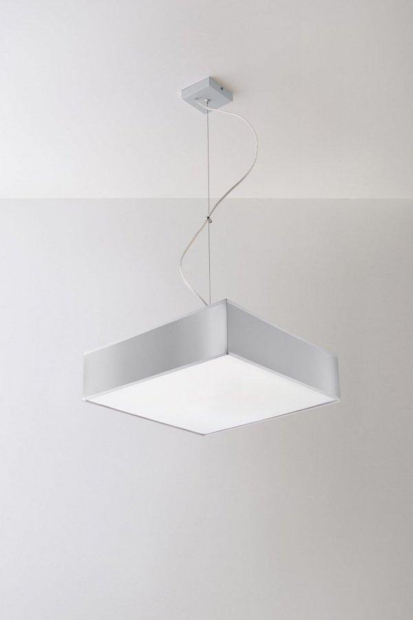 Lampa wisząca HORUS 35 szara SL.0131 Sollux