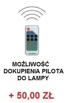Lampa sufitowa LED LARGO 5301Z kolor czarny
