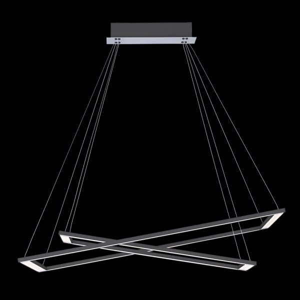 Żyrandol LED Eos 5346Z