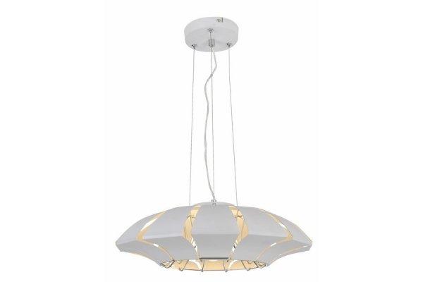 WYPRZEDAŻ Tanui lampa wisząca 3 pł biała N329001-01 Reality