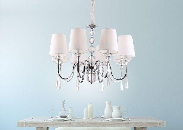 Charlotte lampa wisząca duża P0110 MAXlight