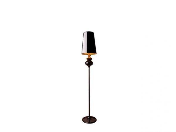 Lampa podłogowa Nowodvorski ALASKA BLACK I 5755