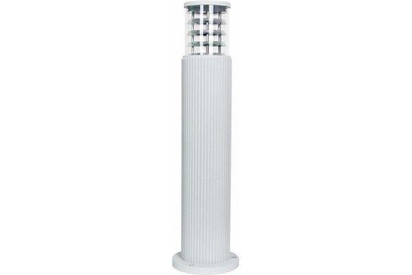 Esterna - lampa stojąca zewnętrzna 1 płomienna biała 60cm NC313791RT