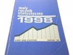 MAŁY ROCZNIK STATYSTYCZNY 1998